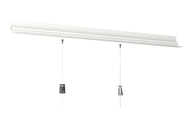 système de suspension Ceiling strip