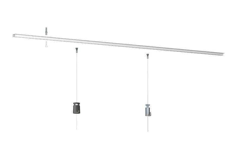 Système de suspension Artiteq Top rail