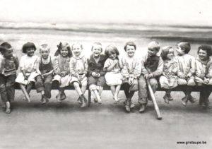 carte postale photographie noir et blanc the dirty dozen