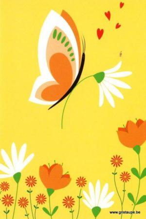 carte postale illustrée par alice de page et éditée aux éditions de mai papillon
