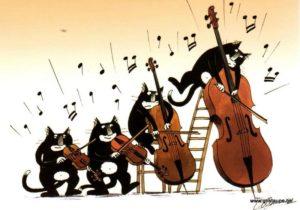 carte postale illustrée par claude henri saunier et éditée aux éditions cartes d'art le quatuor