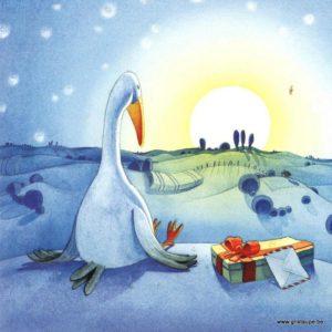 carte postale illustrée par dominique mertens et éditée aux éditions de mai nuit