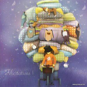 carte postale illustrée par magali roux et éditée aux éditions kiub