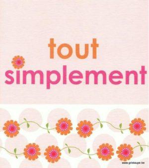 carte postale illustrée par hil claessens et éditée aux éditions mailbox tout simplement