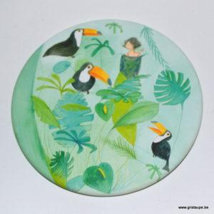 magent illustré par anne sophie rutsaert et édité aux éditions des correspondances toucan