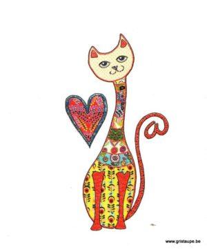 carte postale illustrée par steph dekker et éditée aux éditions portfolio