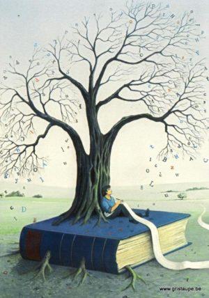 carte postale illustrée par soizick meister et éditée aux éditions inkognito