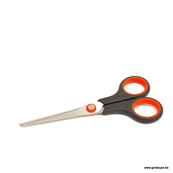 ciseaux simple outillage encadrment cartonnage et reliure gris taupe