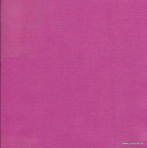 coupon de coton enduit froufour rose