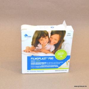 filmoplast P90 fixation des sujet sur contrecollé
