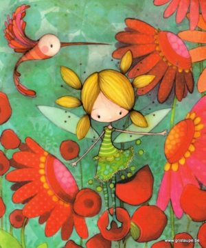 carte postale illustrée par kento design et éditée aux éditions aquarupella lilou
