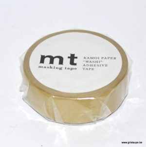 masking tape doré