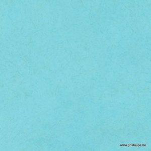 papier main lamali lokta fin uni bleu céleste