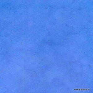 papier main lamali lokta fin bleu drapeau