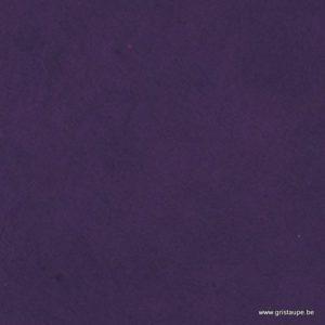 papier main lamali lokta fin bleu indigo