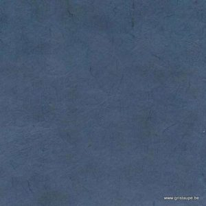 papier main lamali lokta fin bleu marine