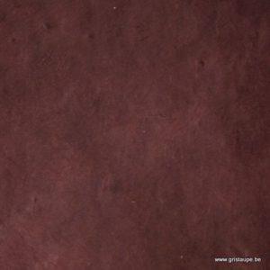 papier main lamali lokta fin brun foncé