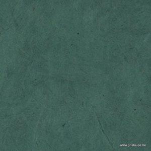 papier main lamali lokta fin vert sapin