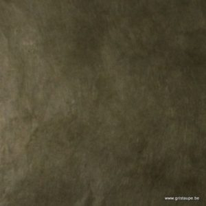papier main lamali lokta fin vert bronze