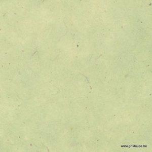 papier main lamali lokta fin vert aqua