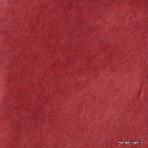 papier main lamali lokta rouge sang