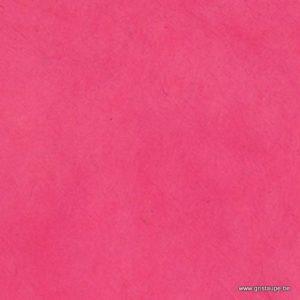 papier main lamali lokta fin rouge fuschia