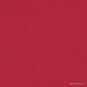 papier main lamali lokta fin rouge