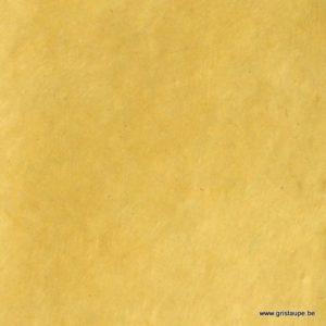 papier main lamali lokta jaune paille