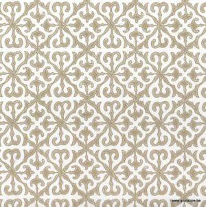 papier fabriqué à la main papertree baroque beige