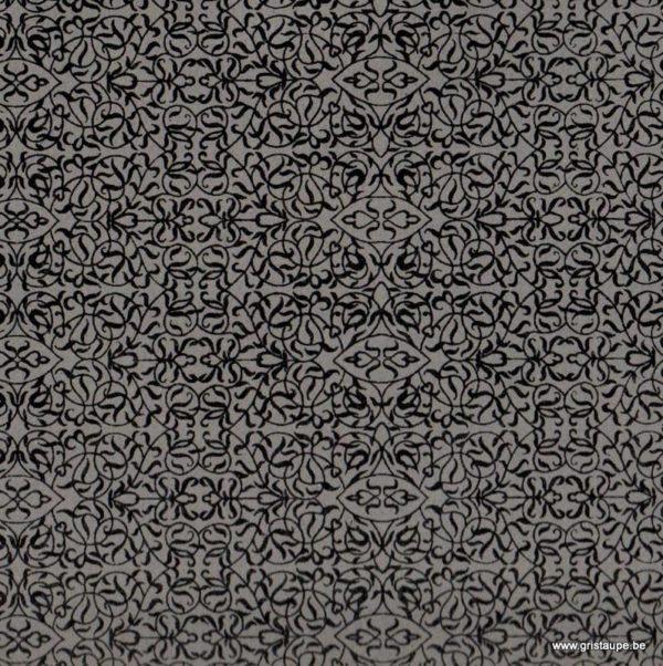 papier papertree fabriqué à la main jasmine gris noir