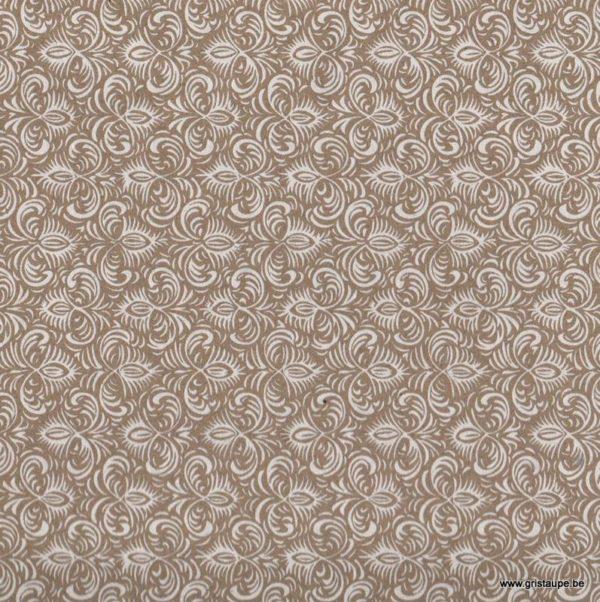papier fpapertree fabriqué à la main jasmine beige