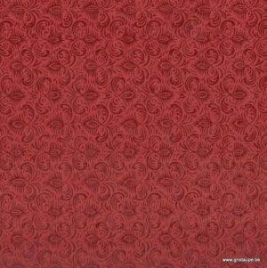 papier papertree fabriqué à la main jasmine rouge
