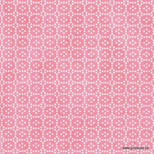 papier main lamali lokta hiraniwa rose