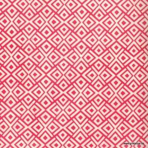 papier main lamali lokta éclat framboise