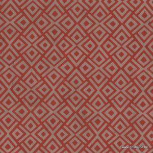 papier main lamali lokta eclat rouge
