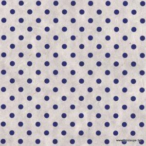 papier main lamali lokta pidoup bleu et blanc