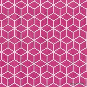 papier main lamali lokta baindouche rose