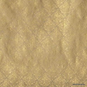 papier main lamali lokta select précieux or et ficelle