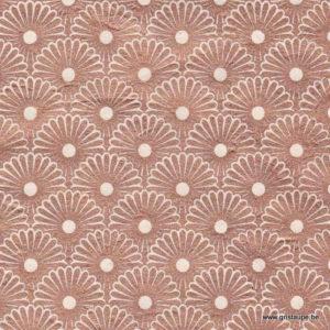 papier main lamali lokta précieux kahori cuivre et ivoire