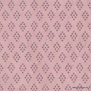 papier main lamali lokta louise rose