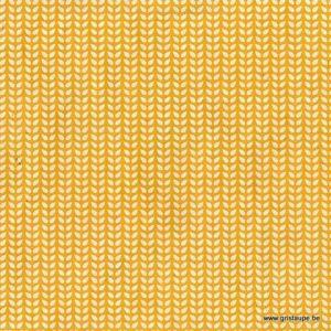 papier main du népal lamali mille feuilles spring jaune