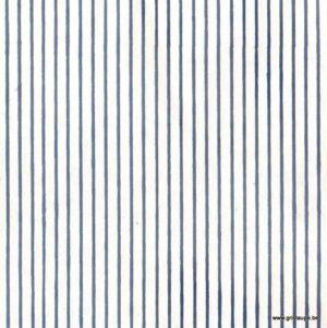 papier papertree fabriqué à la main marine bleu et blanc