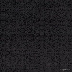 papier papertree fabriqué à la main miniature noir sur noir