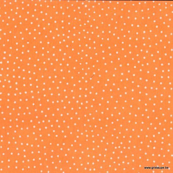 papier papertree fabriqué à la main raidana blanc et orange