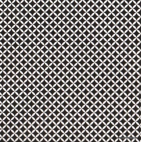 papier papertree fabriqué à la main shiyogami noir et blanc