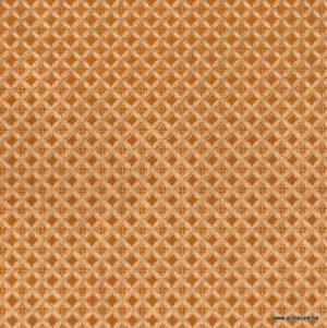 papier papertree fabriqué à la main shiyogami ocre et doré