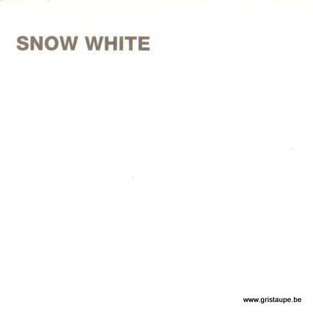 papier canford de loisirs créatifs de couleur blanc neige