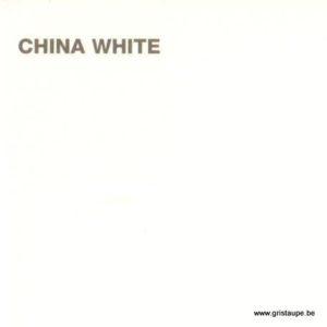 papier de loisirs créatifs canford de couleur blanc chine