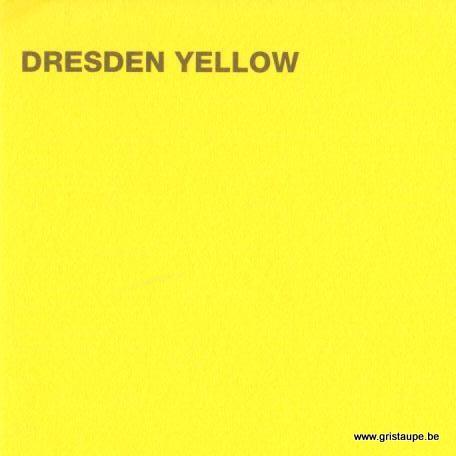 papier canford de loisirs créatifs de couleur jaune
