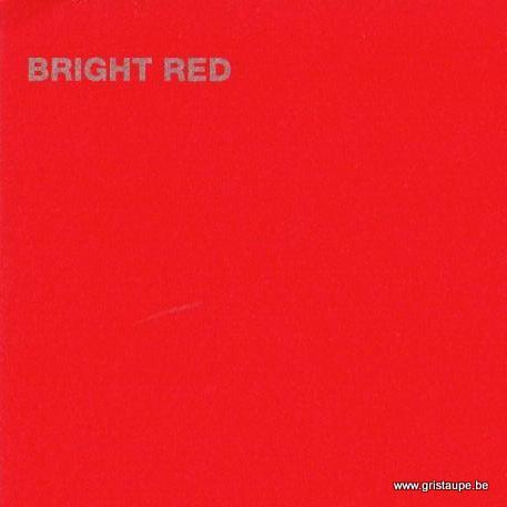 papier canford de loisirs créatifs de couleur rouge brique